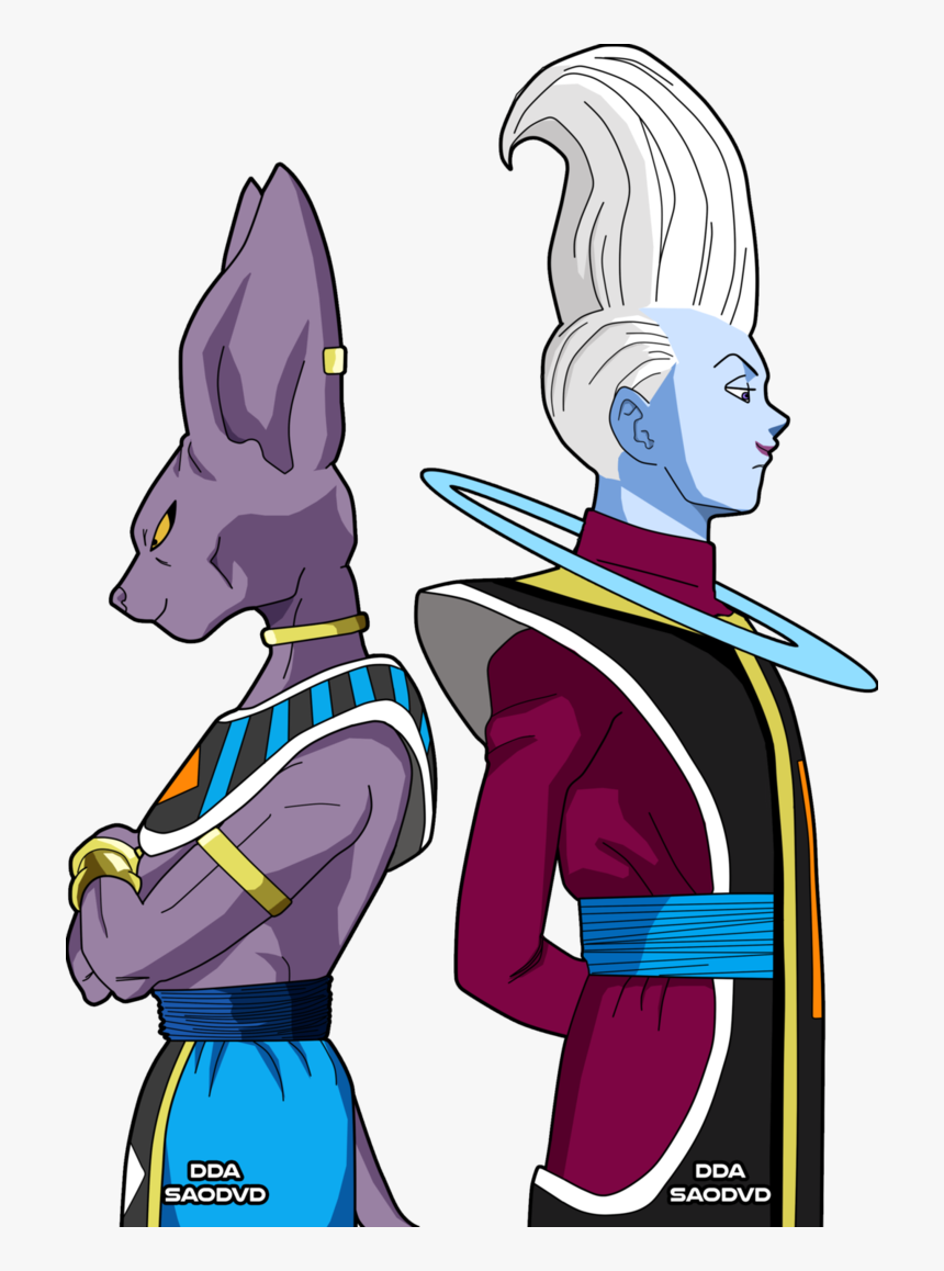 Made Whis Taller - Dragon Ball Super Bills E Whis, HD Png Download, Free Download
