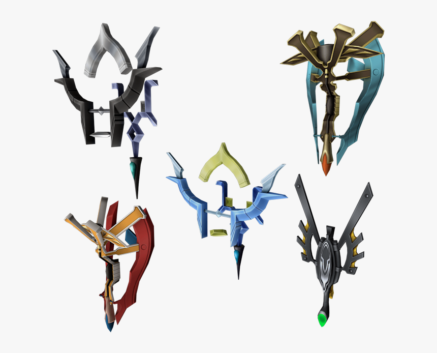 Download Zip Archive - Kingdom Hearts Keyblade Glider, HD Png Download, Free Download