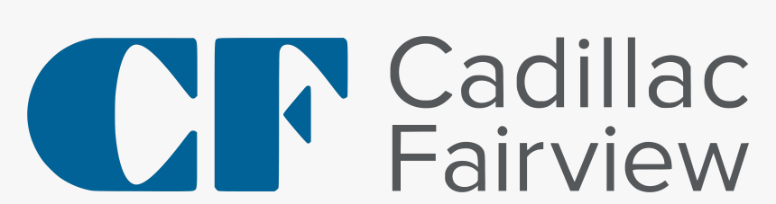 Cadillac Fairview Logo, HD Png Download, Free Download