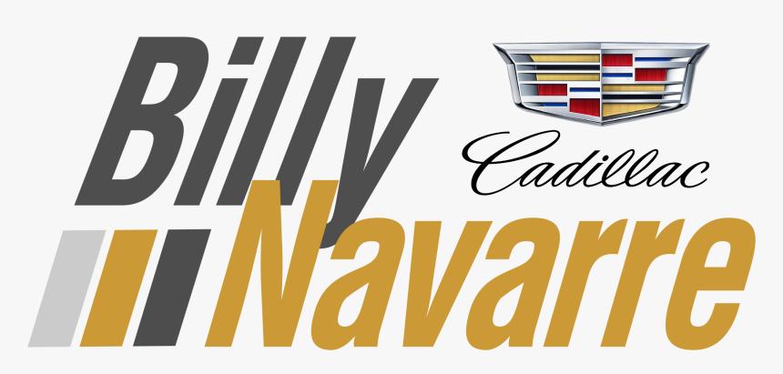 Billy Navarre Cadillac Logo - Cadillac, HD Png Download, Free Download