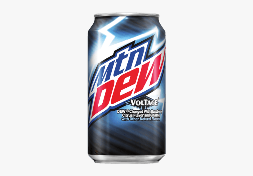 Mountain Dew Zero Sugar Can, HD Png Download, Free Download