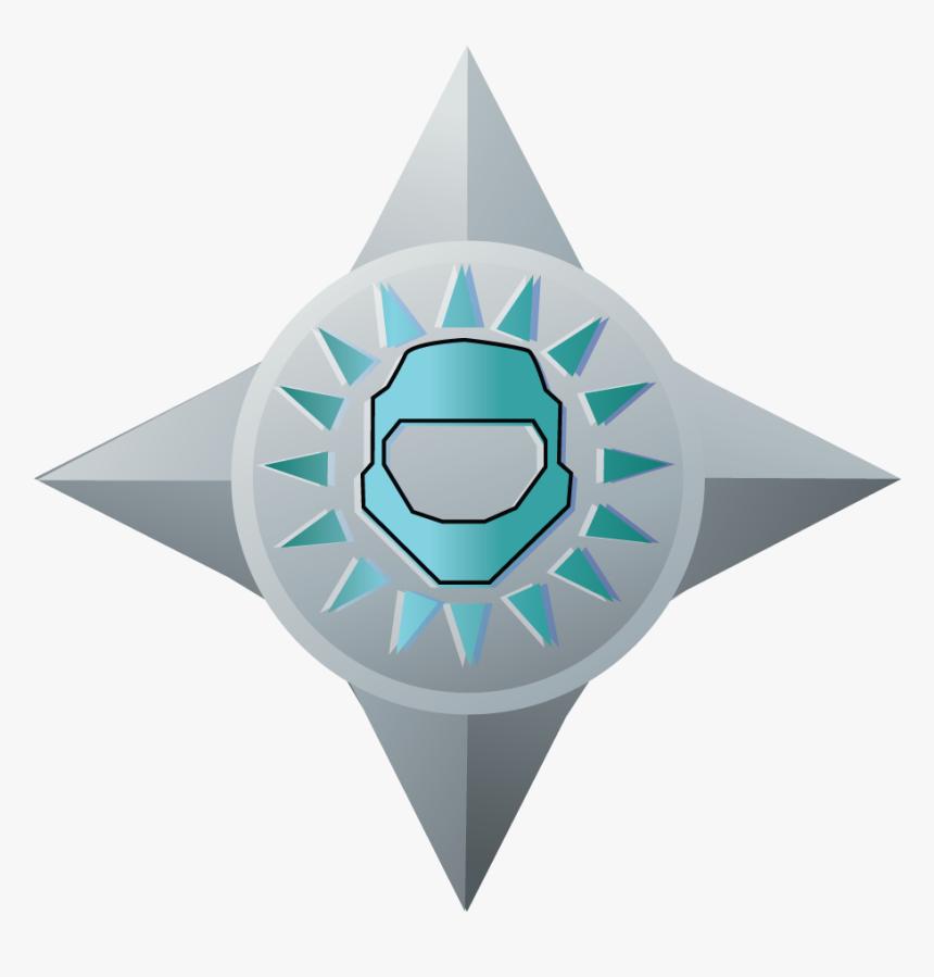 Sunday Driver Halo Medal, Png Download - Emblem, Transparent Png, Free Download