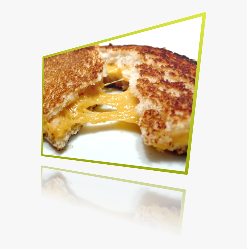 Grilled Cheese Sandwich , Png Download - Grilled Cheese Sandwich, Transparent Png, Free Download