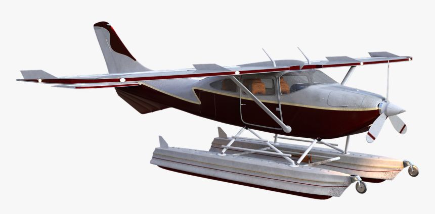Plane Water Png, Transparent Png, Free Download