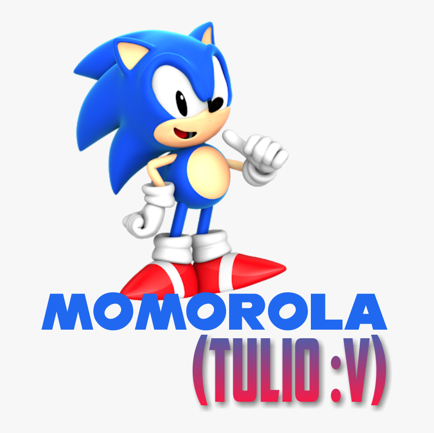 Sonic Mania Sonic 3d Clipart Png Download Sonic Mania Classic Sonic Transparent Png Kindpng