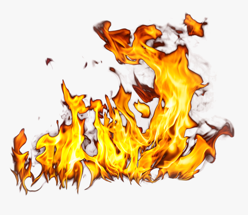 Animated Transparent Background Fire Gif, HD Png Download, Free Download