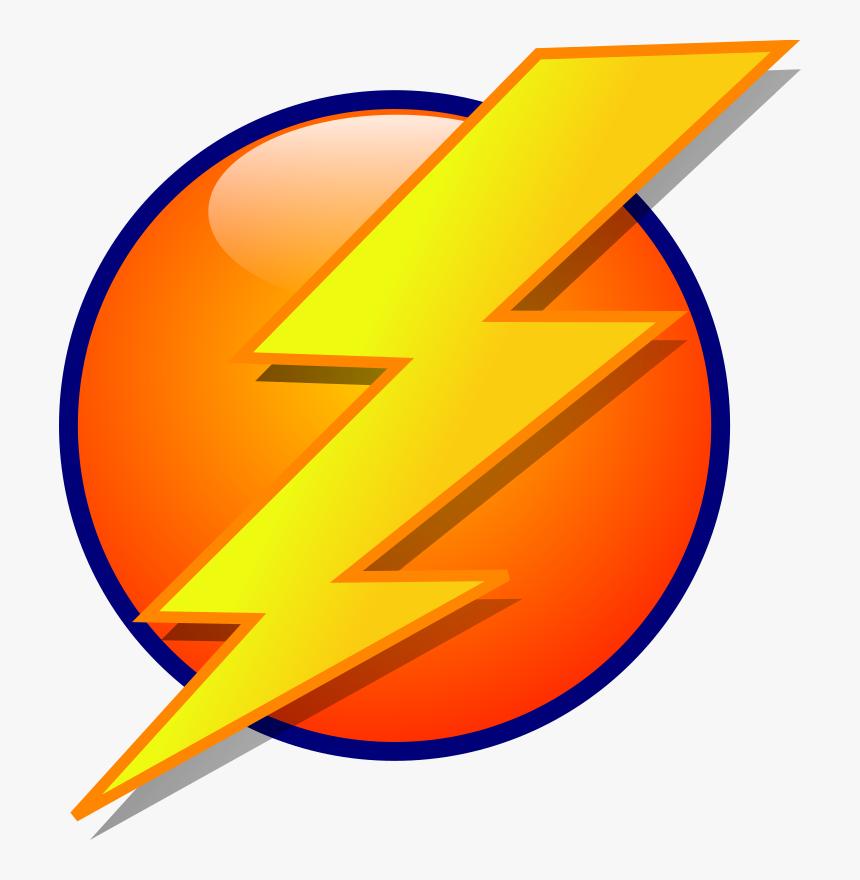 Black Lightning Bolt Png - Lightning Bolt Clipart, Transparent Png, Free Download