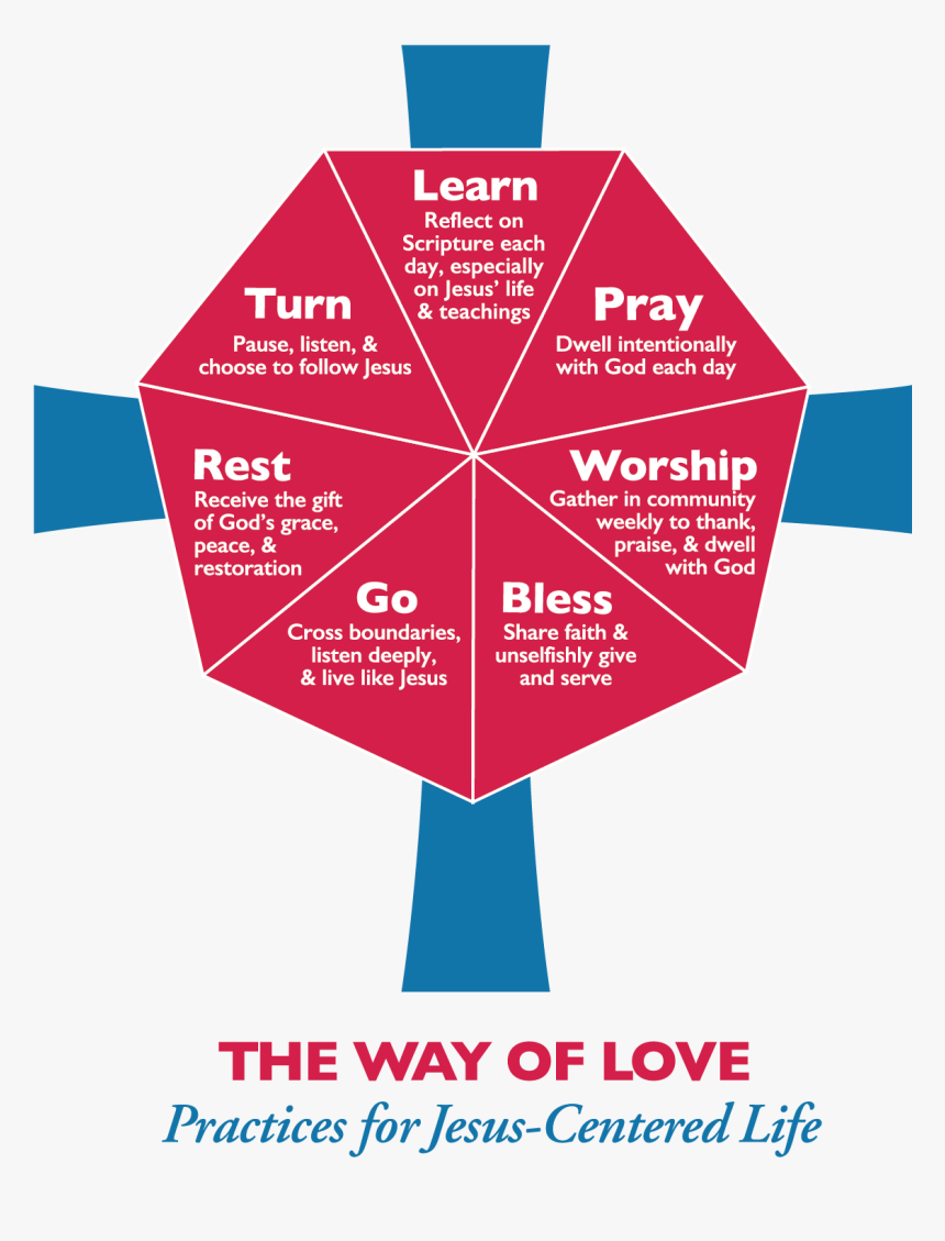Bishop Curry Way Of Love, HD Png Download, Free Download