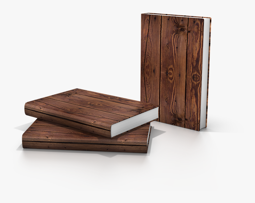 Plywood - Free Download 3d Book, HD Png Download, Free Download