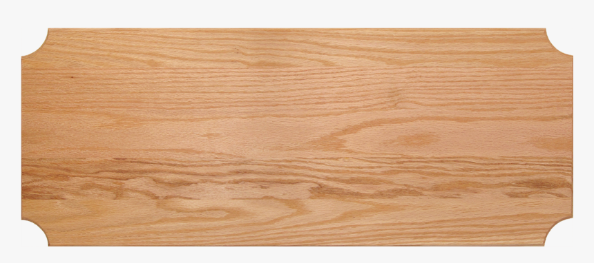 Large Oak Plaque For Web - Plywood, HD Png Download, Free Download