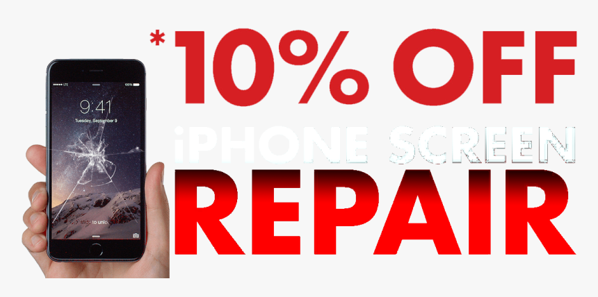 Transparent 10 Percent Off Png - Smartphone, Png Download, Free Download