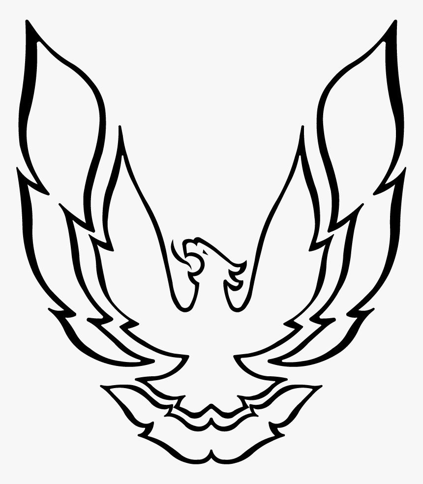 Chicken Hawk Tattoo Png - Trans Am Logo Vector, Transparent Png, Free Download