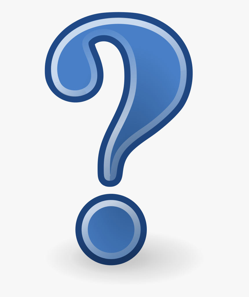 Transparent Questionmark Png, Png Download, Free Download