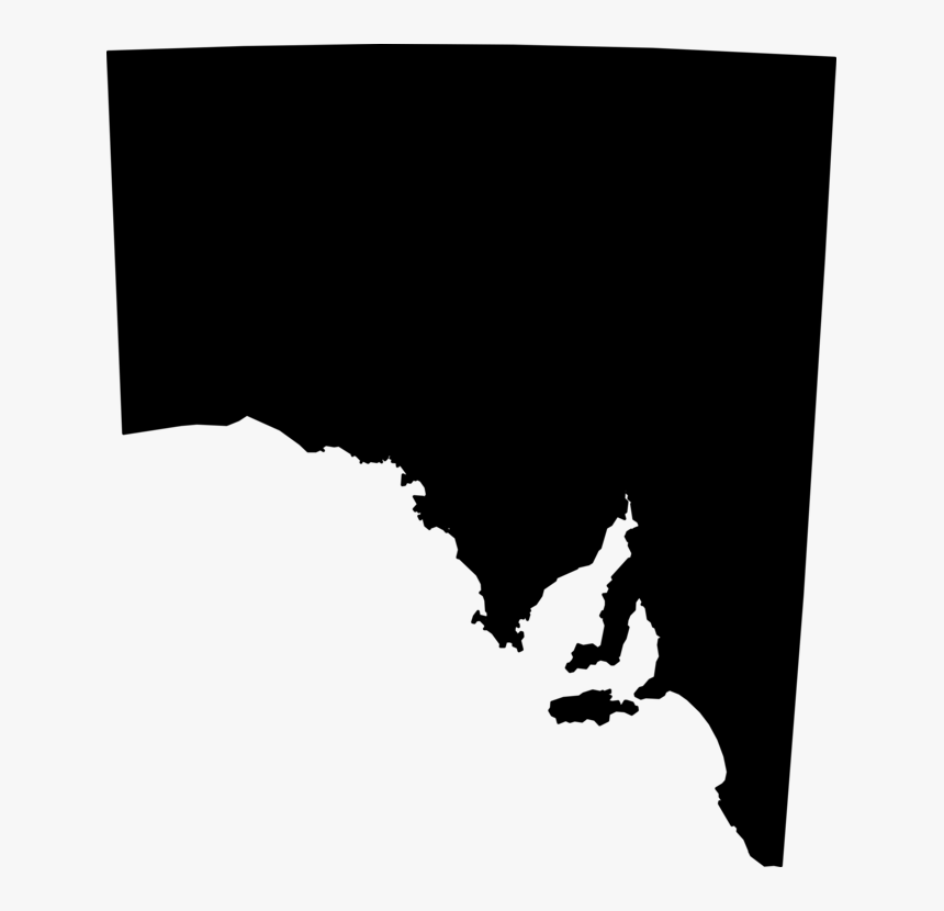 South Australia [map] - South Australia Map Icon, HD Png Download, Free Download