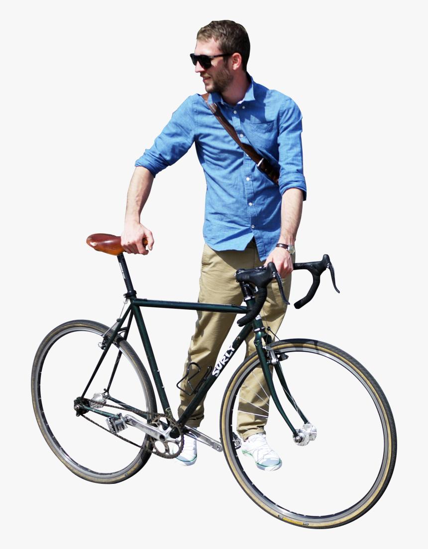 People Biking Png - People Bike Png, Transparent Png, Free Download