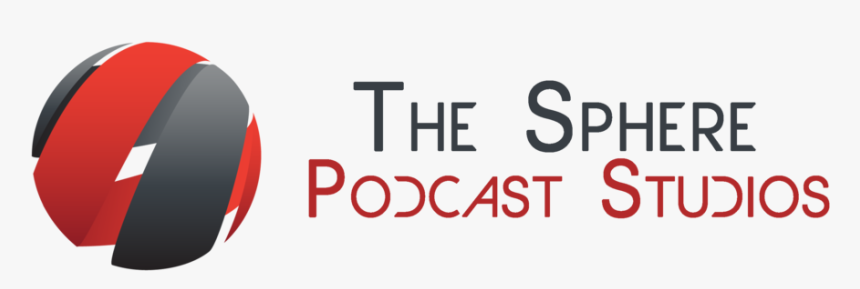 Sphere Podcast Studio Sign, HD Png Download, Free Download