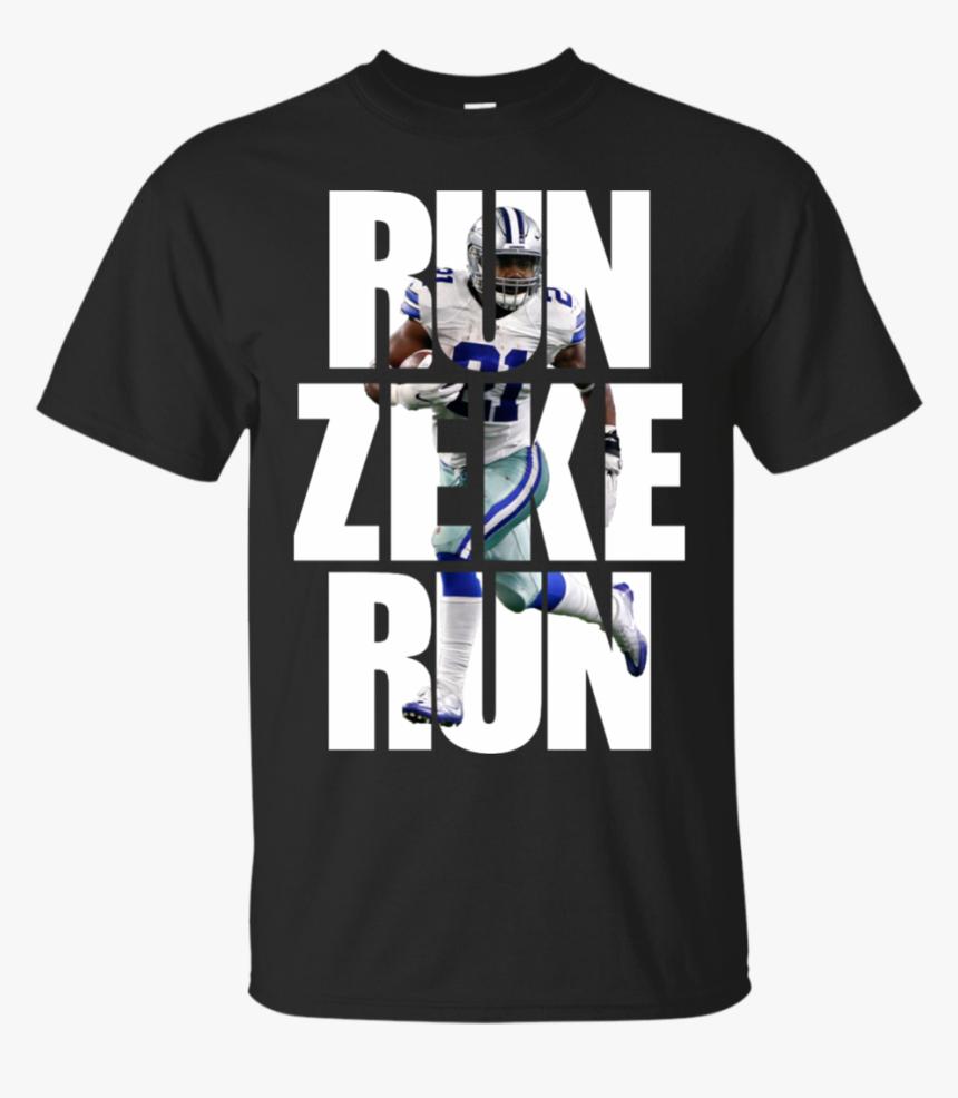 Dallas Cowboys Nfl Super Bowl Ezekiel Elliott Dak Prescott - Design For Badminton T Shirt, HD Png Download, Free Download