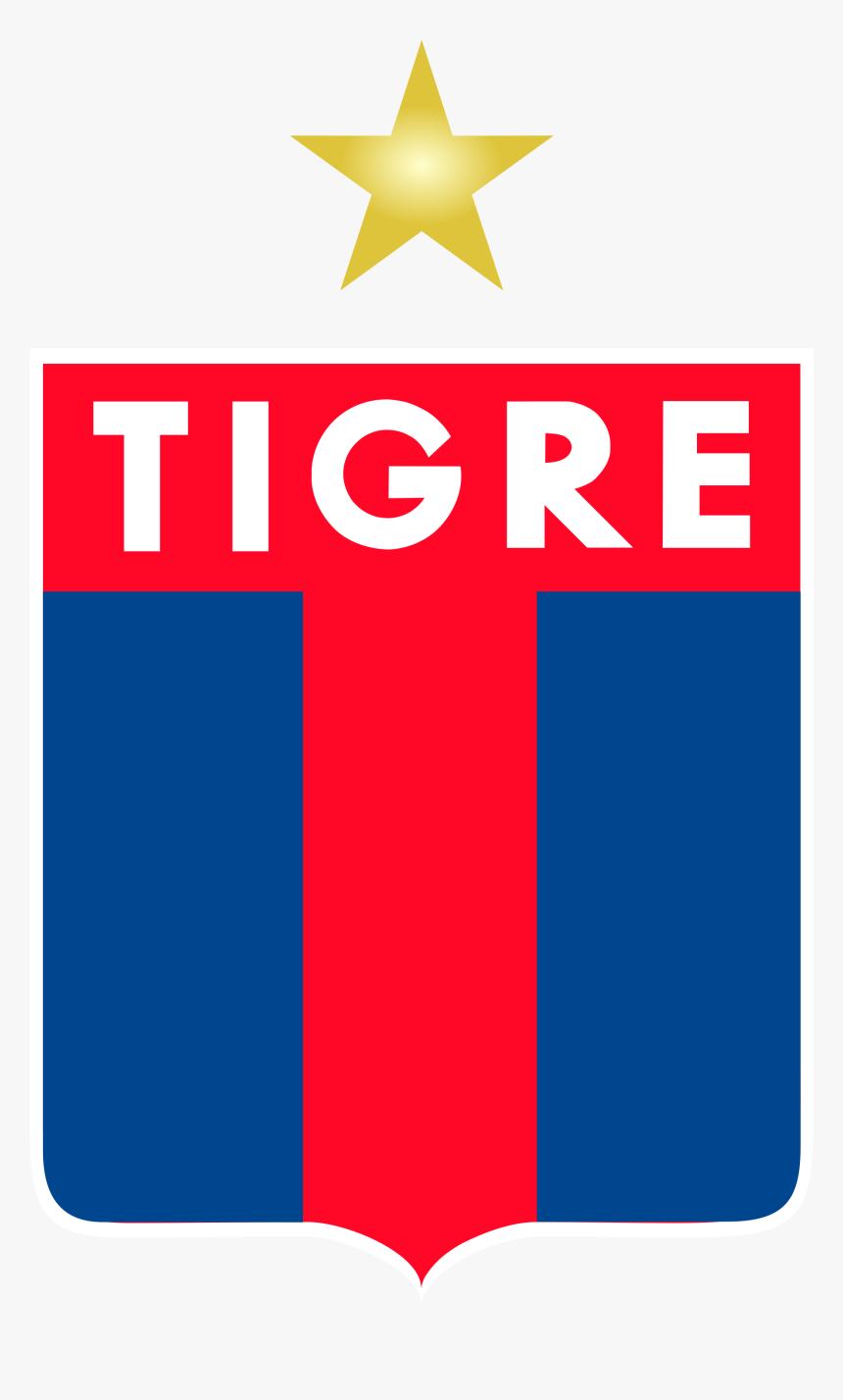 Escudo Club Atletico Tigre Hd Png Download Kindpng