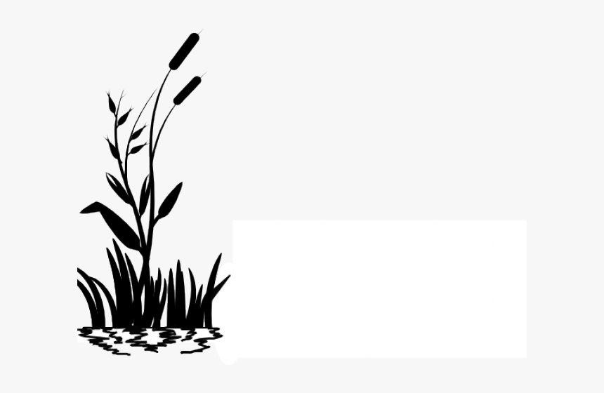 Grass Vector Png , Png Download - Black And White Grass Icon, Transparent Png, Free Download