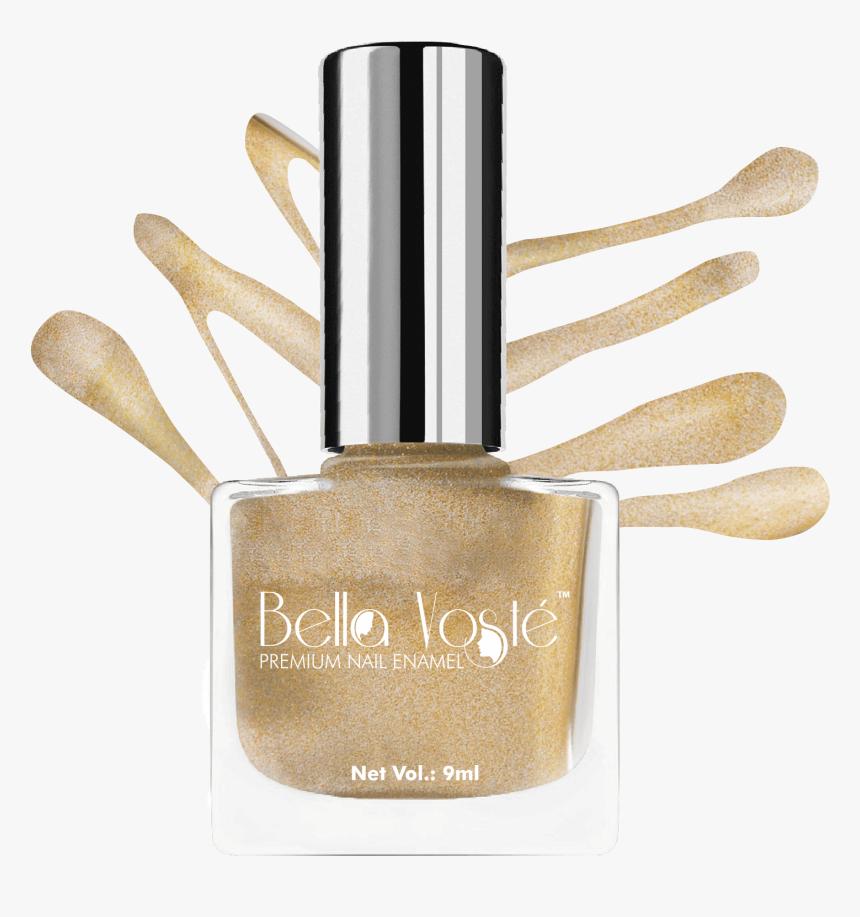 Bella Voste Metallic Nail Paint - Nail Polish, HD Png Download, Free Download
