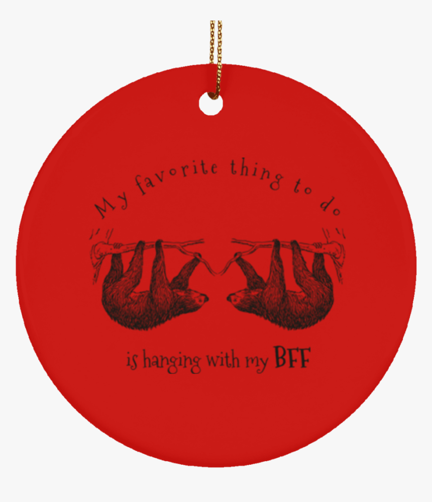 Transparent Hanging Christmas Ornaments Png - Circle, Png Download, Free Download