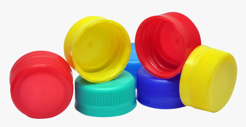 Water Bottle Cap Png Jpg Library Download - Plastic Bottle Caps Transparent, Png Download, Free Download