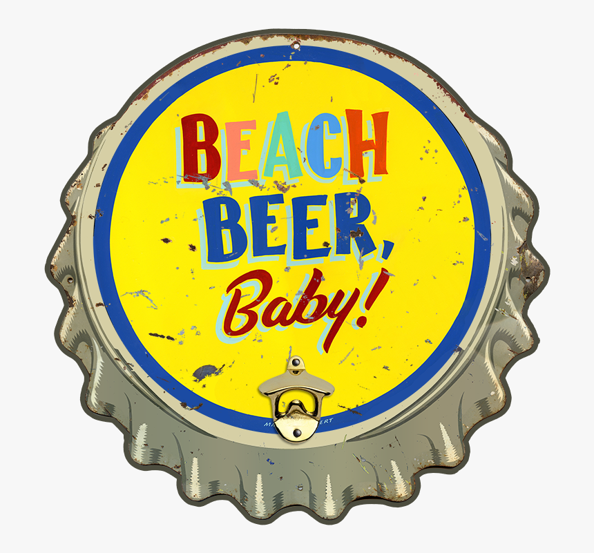 These Vintage Art Replicas Of Bottle Caps Feature A - Beer Logos Bottle Cap Png, Transparent Png, Free Download