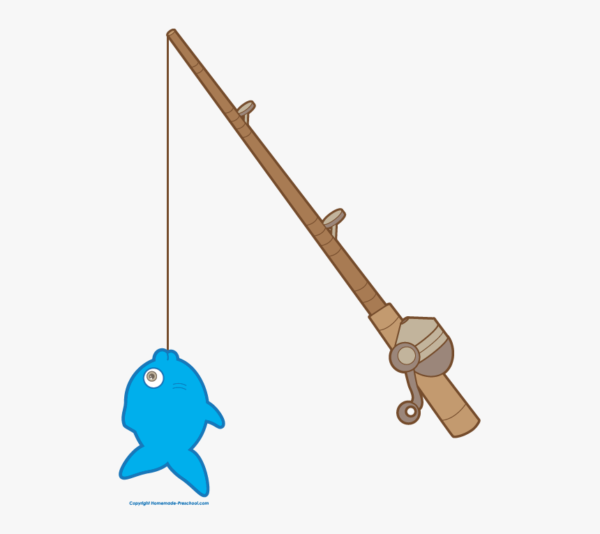 Fish Pole Clipart Clip Art Library Stock Free Fathers Fishing Rod Hd Png Download Kindpng