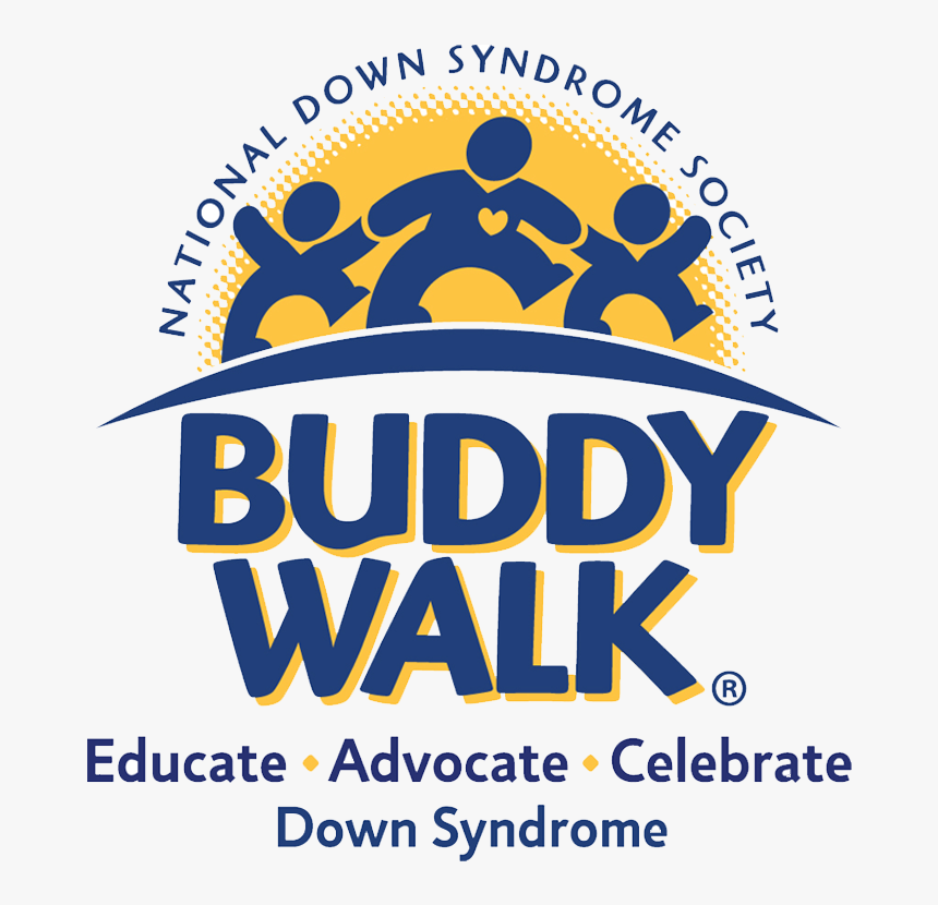 National Down Syndrome Society Buddy Walk , Png Download - Buddy Walk, Transparent Png, Free Download