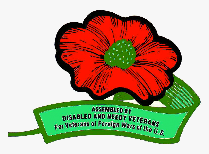 Poppy Clipart Buddy Poppy - Buddy Poppy, HD Png Download, Free Download