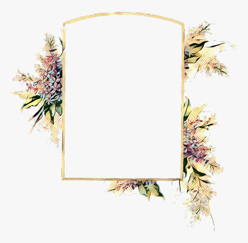 vintage floral frame png photo vintage flower png frame transparent png kindpng vintage floral frame png photo