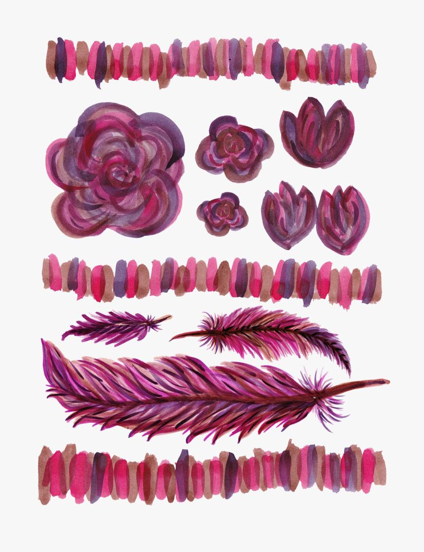 Floral Design , Png Download - Floral Design, Transparent Png, Free Download