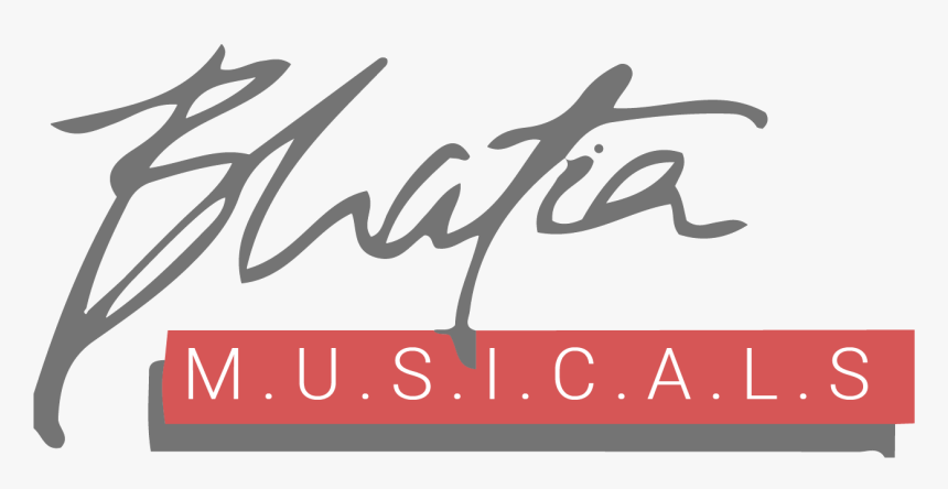 Bhatia Musicals Logo - Calligraphy, HD Png Download, Free Download