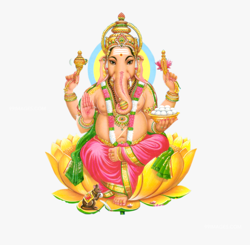 God Vinayagar Latest Hd Photos Wallpapers 1080p 1412 Lord Ganesha Png Transparent Png Kindpng