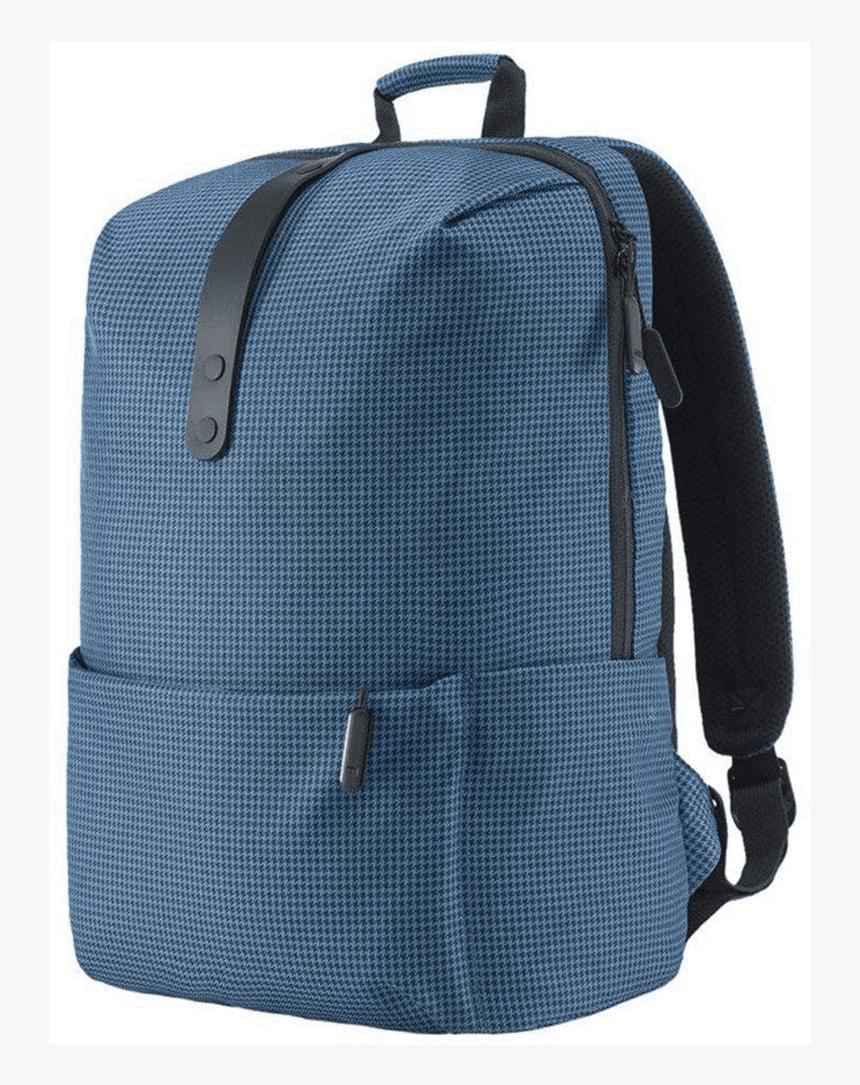 Original Xiaomi Mi Backpack College Casual Shoulders - Mi College Casual Backpack, HD Png Download, Free Download
