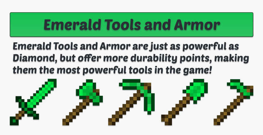 [img] - Minecraft Full Diamond Tools, HD Png Download, Free Download