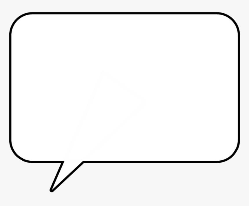 #🇫🇷 Bulle De Conversation #🇬🇧 Speech Bubble #bulle - White Chat Cloud Png, Transparent Png, Free Download