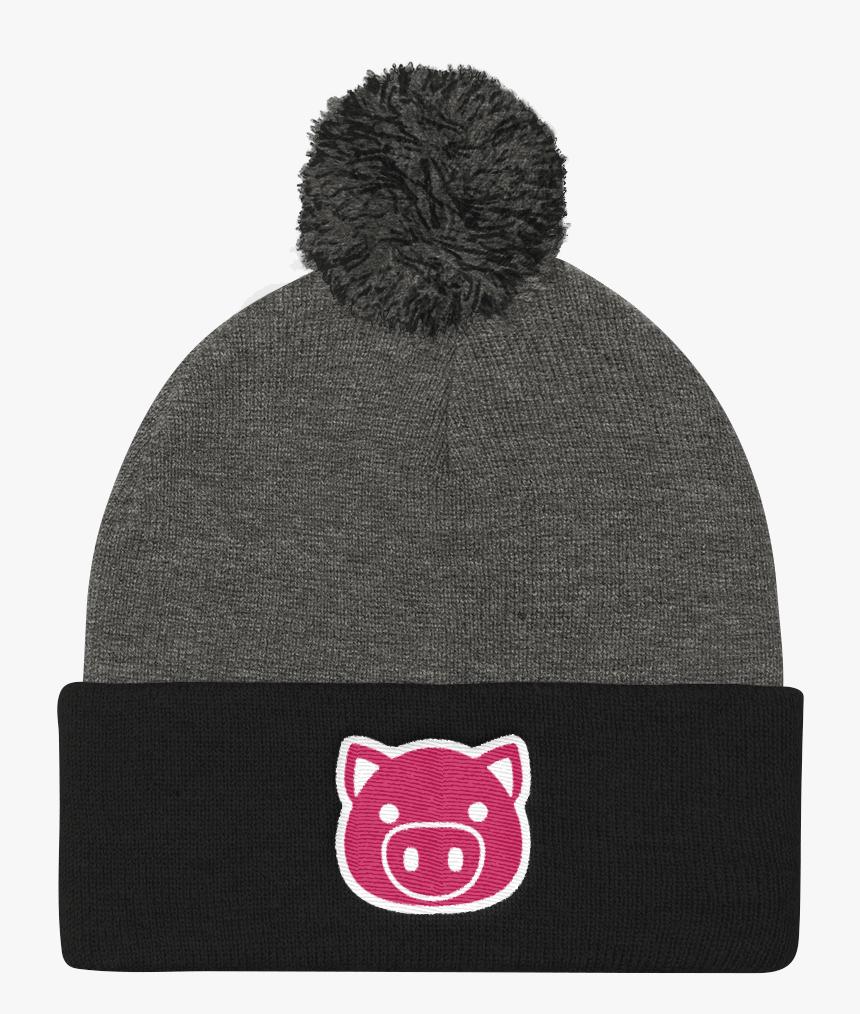 "Emoji Pig Beanie Swish Embassy""  Data Image Id=""969877913693""  - Halloween Beanie, HD Png Download, Free Download"