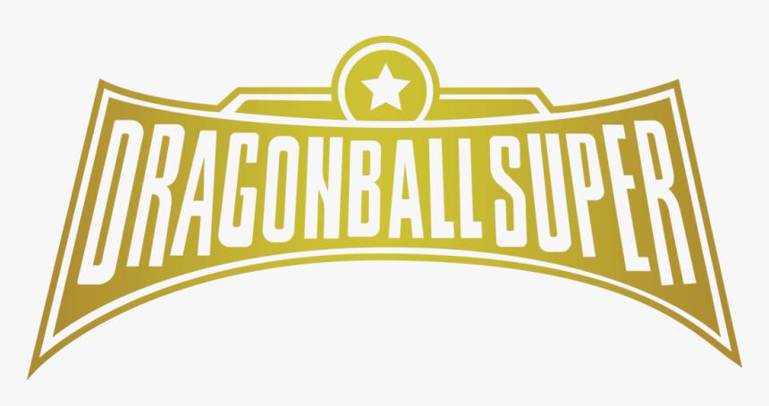 Logo Dragon Ball Super By Shikomt - Graphic Design, HD Png Download, Free Download