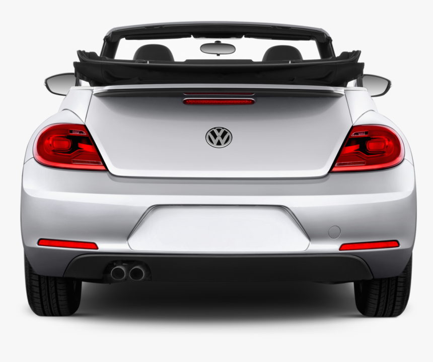 Car Top Rear Png - Volkswagen Golf, Transparent Png, Free Download