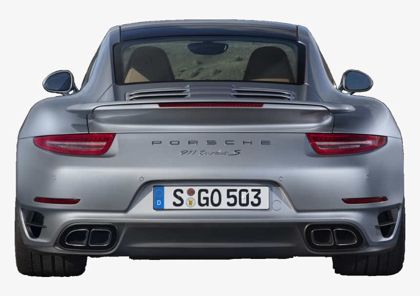 C - Syde&#039 - S Wiki - Porsche 911 Turbo S Rear, HD Png Download, Free Download