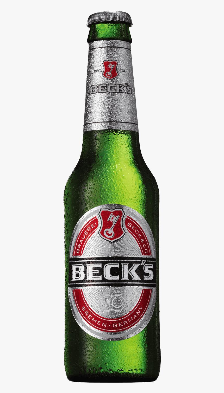 Becks Beer 33cl Bottle, HD Png Download, Free Download