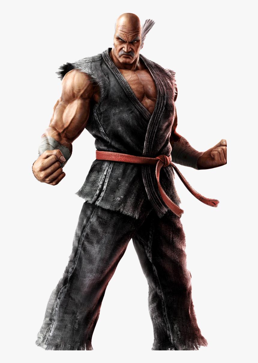 Tekken 7 Png Picture Tekken 7 Characters Png Transparent Png