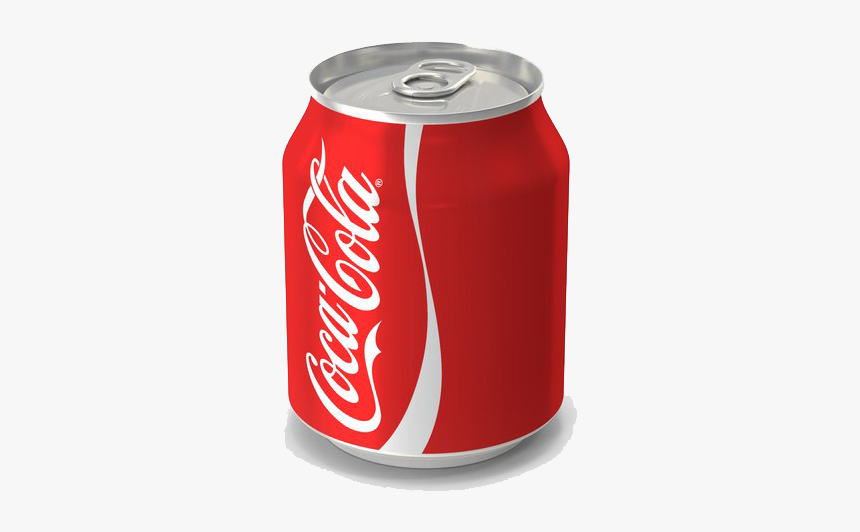 Coca Cola Can Png Image Transparent Background - Coke Can Transparent Background, Png Download, Free Download