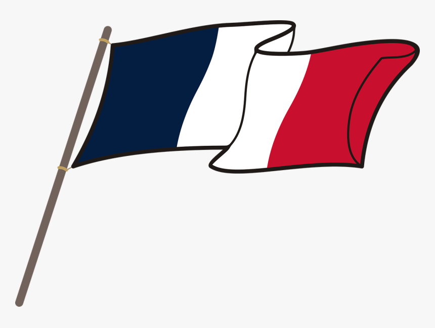 Transparent French Flag Png - French Flag Clipart Png, Png Download, Free Download
