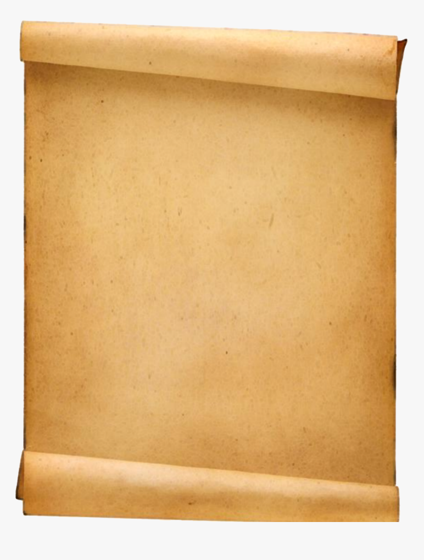 Scroll Clipart Document Scroll - Scroll Background, HD Png Download, Free Download