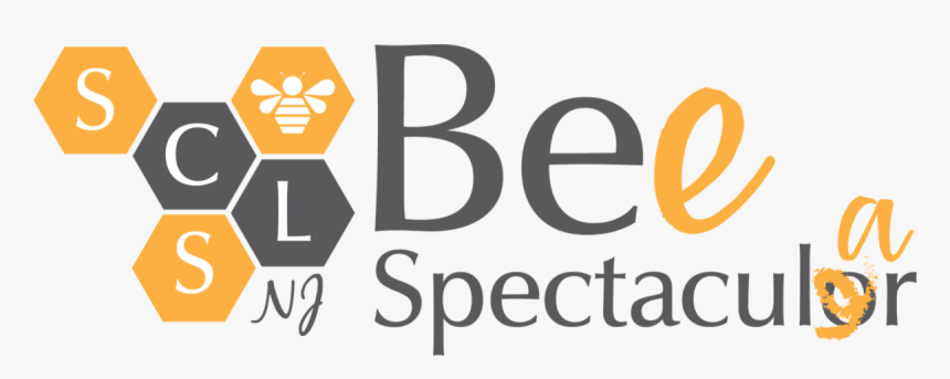Bee Spectacular Logo - Somerset County Library System Of New Jersey, HD Png Download, Free Download
