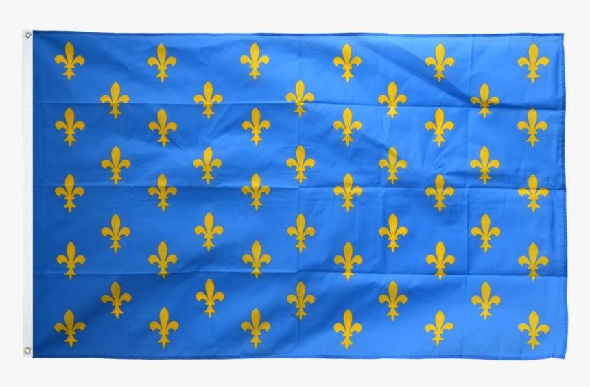 French Fleur De Lis Flag, HD Png Download, Free Download