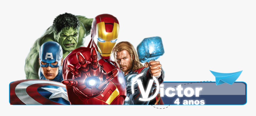 Vingadores Download De Papel De Parede - Avengers (2012), HD Png Download, Free Download