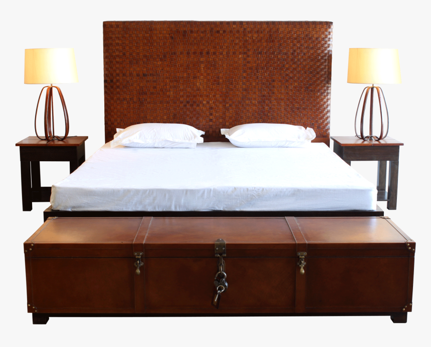 Bed - Nightstand, HD Png Download, Free Download